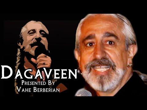 Dagaveen - Vahe Berberian's Complete Monologue
