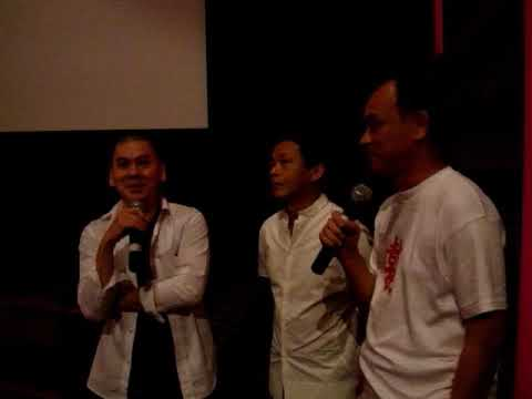 Face - Tsai Ming-Liang (Q&A session in 7th World Film Festival)