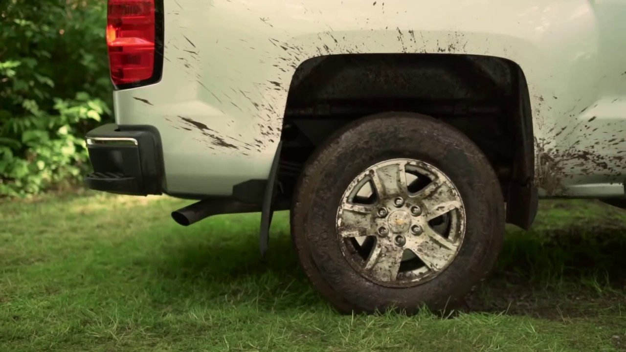 Husky Liners Mud Guards Mud Flaps Product Feature Youtube