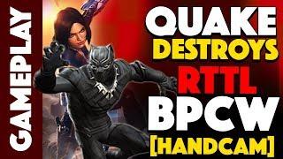 Quake DESTROYS BPCW in RTTL [HANDCAM]