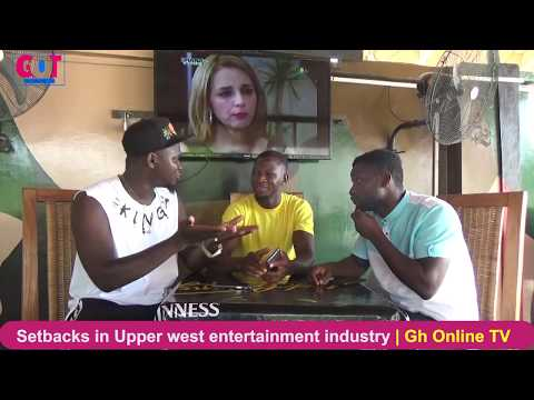 Setbacks in the upper west creative art industry on GH online TV