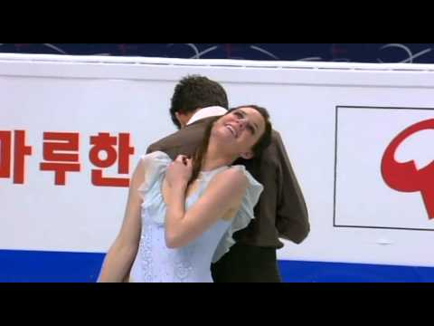 Virtue & Moir - 2008 World FD - Umbrellas of Cherbourg