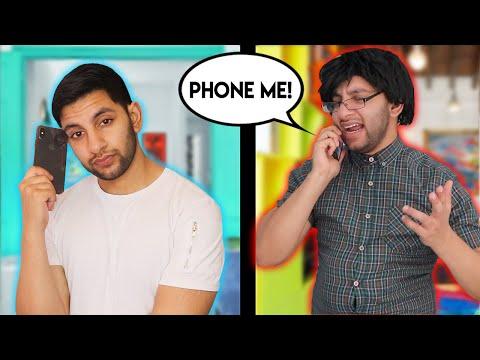 DESI PARENTS AND PHONE CALLS!