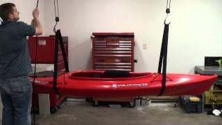 Extreme Max™ Heavy Duty Garage Hoist System