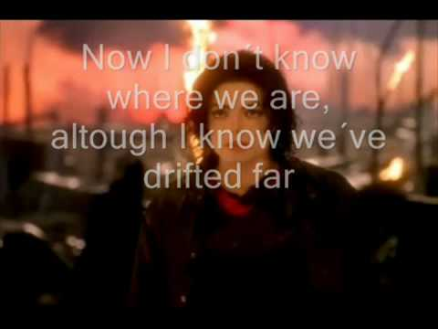 Michael Jackson - Earth Song + Lyrics
