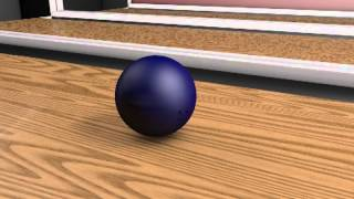 Animation 3D - Bowling