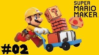 Super Mario Maker -- Part 2: Let