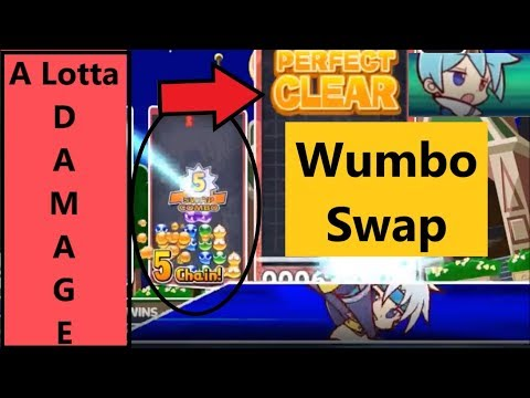 That's A Lotta Damage! Wumbo Plays Swap (PC)