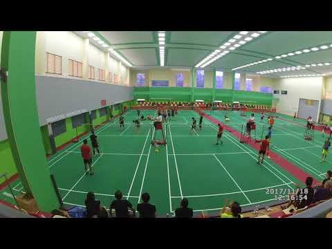 ST Engineering Badminton 2017