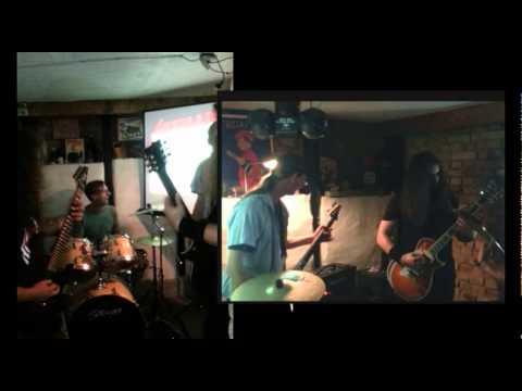 Metallica Four Horsemen Cover Basement Karaoke