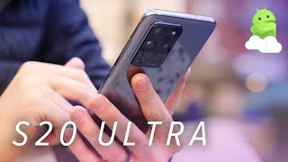 Galaxy S20 Ultra Review: Too much of a good thing