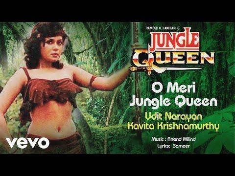 Official Audio Song | Jungle Queen | Udit Narayan | Kavita Krishnamurthy