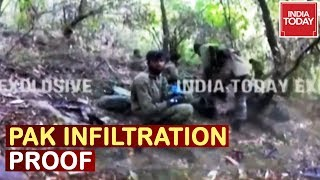 Video Proof Of Pakistan Army Aiding Infiltration Along LoC In Jammu & Kashmir