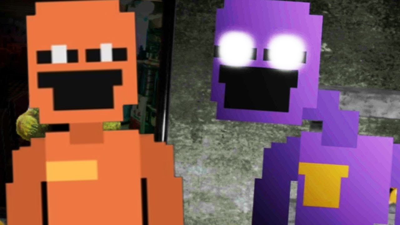 spring freddy joins the purple man dayshift at freddy s 2 part 2