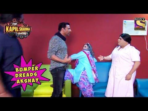 Bumper Dreads Akshay Kumar – The Kapil Sharma Show