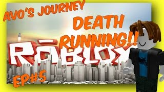 Roblox | HOW TO PLAY DEATH RUN - MAYBE | Ep5