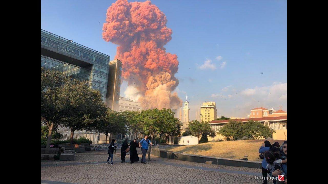 انفجار بيروت الأكبر.. ماذا حدث وسط بلد على فوهة الانفجار؟ | سوريا اليوم