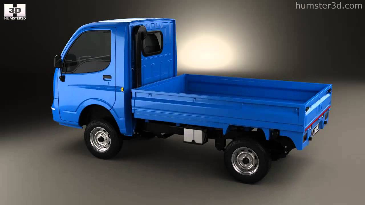 Tata Ace Ex 2012 By 3d Model Store Humster3d Com Youtube