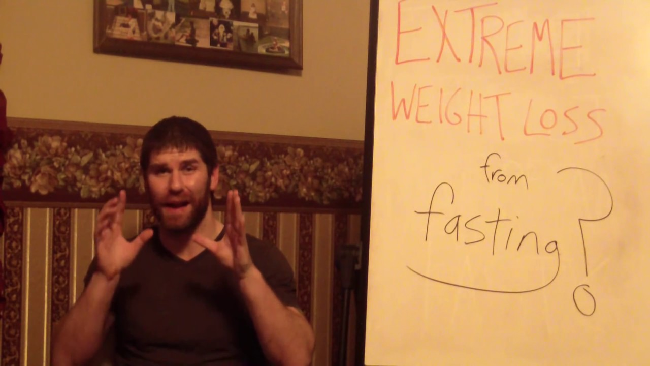 Scary, Extreme Weight Loss from Intermittent Fasting ...