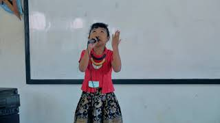 indonesia jaya (cover by sheryl) juara 1 FLS2N menyanyi se kedu  2018 (SDN kedu 2 ) Temanggung