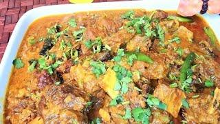 Pure Ghee Beef Bhuna Recipe / খাঁটি গাওয়া ঘি দিয়ে গরুর মাংস রান্নার রেসিপি