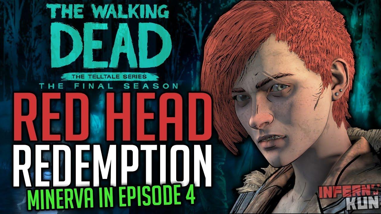 The Walking Dead Game Minerva - The Walking Dead