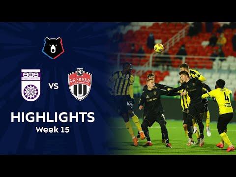 Ufa Khimki Goals And Highlights