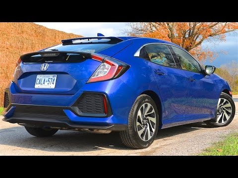 2017 Honda Civic Hatchback Review--WORTH THE MONEY??  R