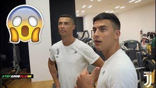 Cristiano Ronaldo Meets Paulo Dybala ⚫⚪⚽ Juventus F.C. ⚽ HD 2018\2019 #CristianoRonaldo #Dybala