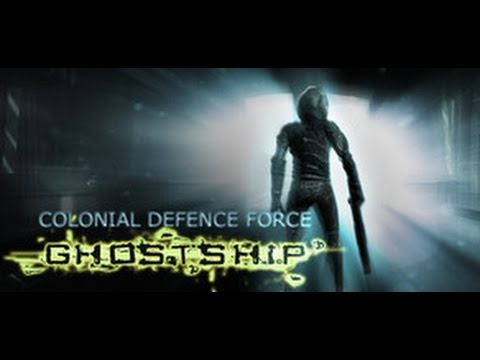 Free Download Colonial Defence Force Ghostship - RonanElektron