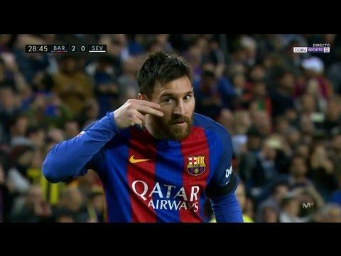 Download Barcelona vs Sevilla  3-0 All Goals & Highlights 05.04.2017