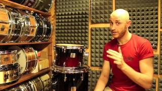 Remo, Evans, Aquarian 2 ply drumhead comparison Update #7 of How to reach your drum sound video.