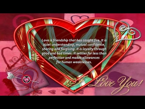 Love Is Friendship That Has Caught Fire Famous Love Quotes Love