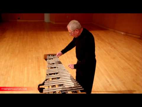 Richard Weiner Wagner Waldweben K13 Clear Lexan Freer Percussion