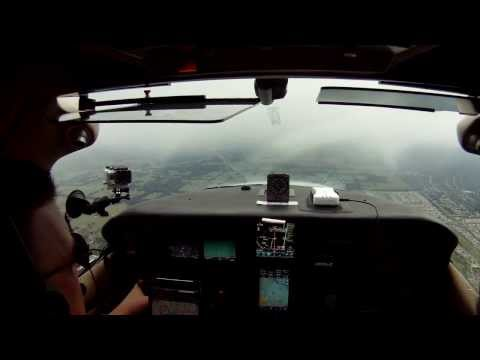 IFR Instrument Approach and Crew Resource Management - MzeroA Flight Training
