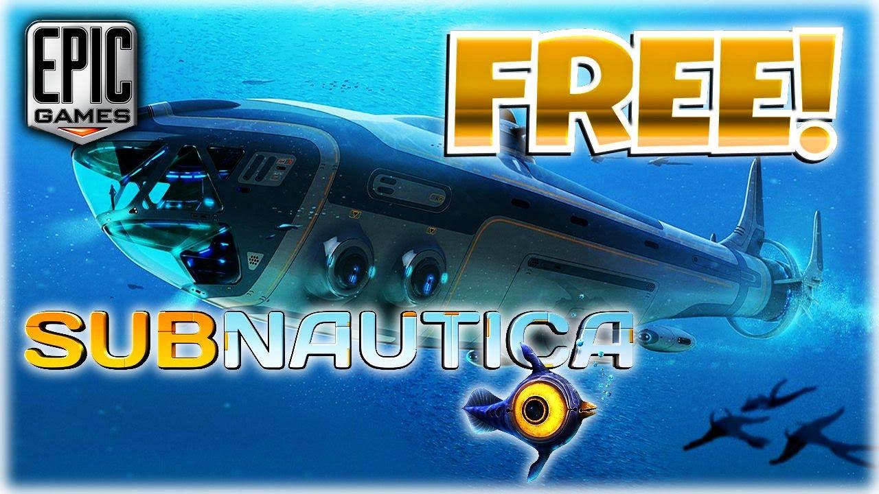 SUBNAUTICA FREE! = Until Dec 27th - Epic Store Update ...