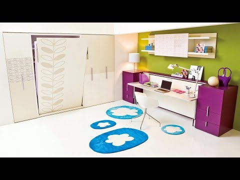 Space Saving Ideas For Children's Bedrooms