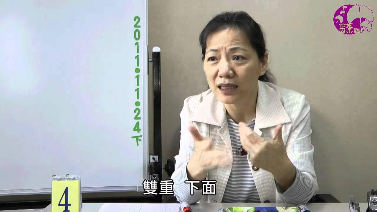 鼻子過敏的可能原因-伶姬因果觀座談會實況錄影 (00113) - YouTube