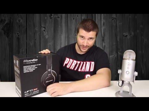 THE BEST STUDIO BLUETOOTH HEADPHONES EVER! (bluedio UFO plus)