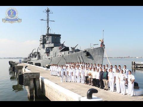 Giật mình lai lịch tàu chiến Hải quân Philippine vừa cho về hưu