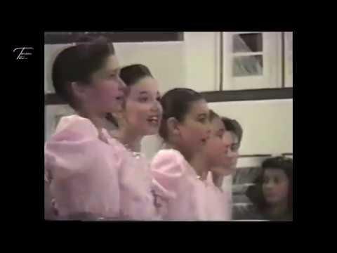 Bailinho das crianças da Escola da Aldeia Nova | 1993