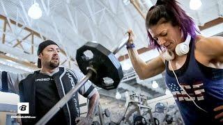 Best Exercises for Shoulder GAINS | Part 1 | Kris Gethin & IFBB Pro Leah Dolan