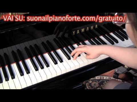 Suonare il Pianoforte - Arpeggi a Due Mani #2