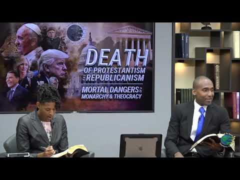 Smrt republike - Pokret za uvođenje nedeljnog zakona krči put u tami