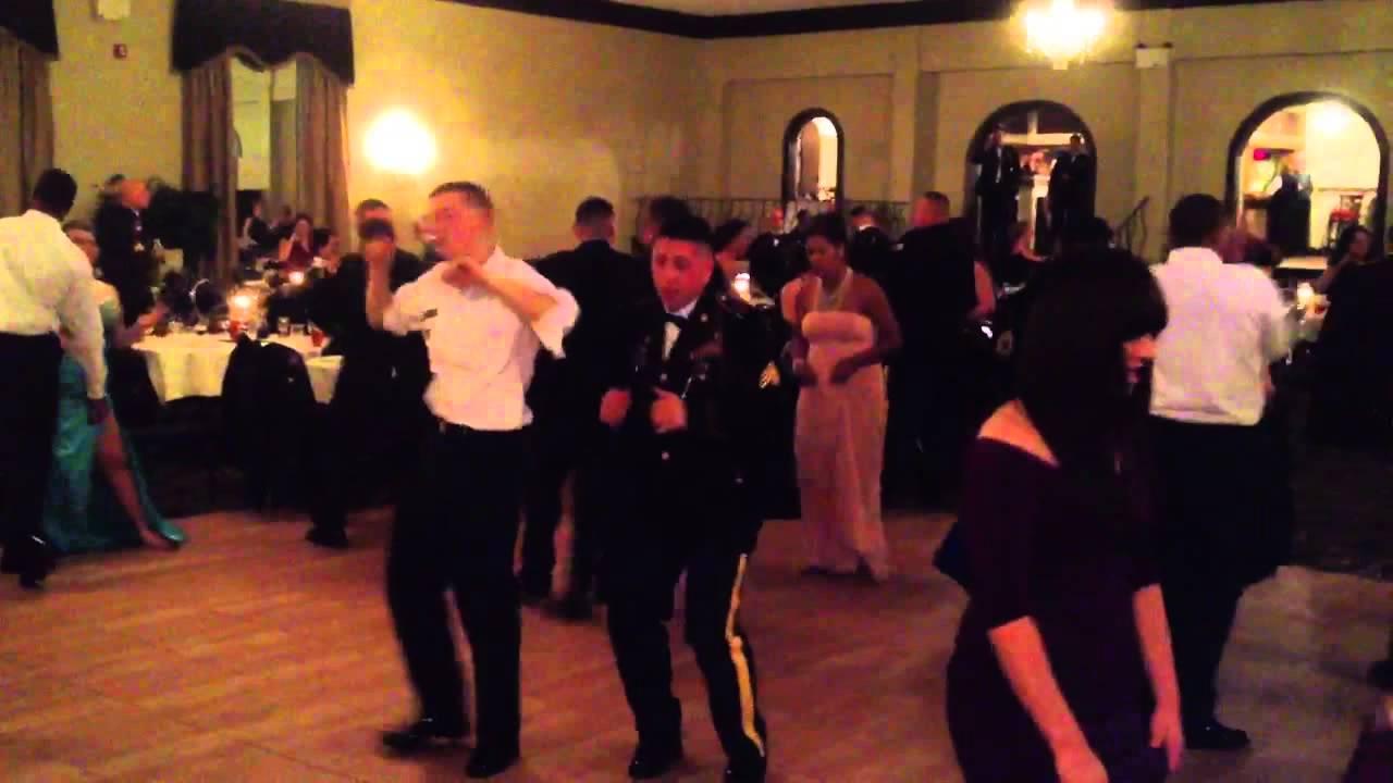 JROTC Military Ball Dance Floor