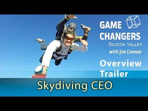 Skydiving CEO reviews new 3D camera