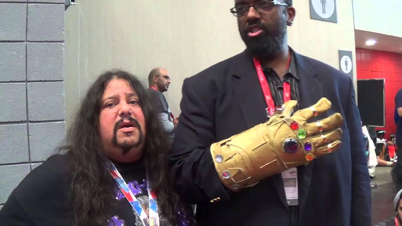 New York Comic Con 2013 Sci Fi Ninja Theater Interview Youtube
