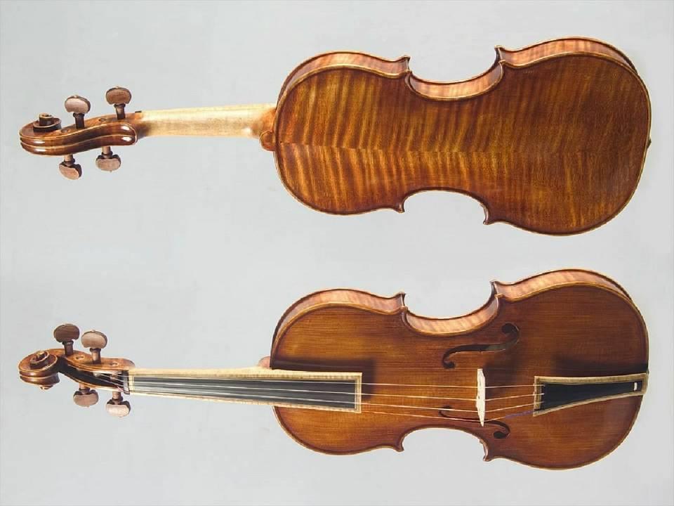 1-2) J.S. Bach - Violin Concerto in a minor, BWV 1041 (Andrew ...