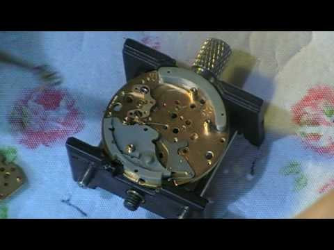 Part 2 reassembly of the Omega 1045