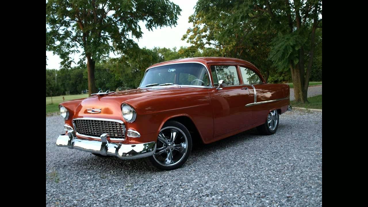 All Chevy 1957 chevy belair 4 door : 1957 Belair 4 door hardtop FOR SALE Restoration - YouTube